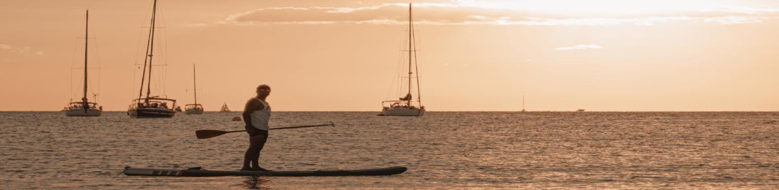 padel surf mallorca-salida de sol